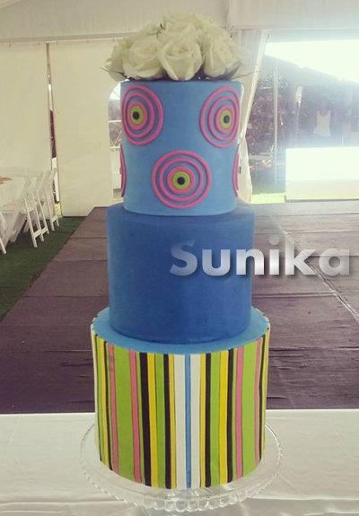 Venda Traditional Wedding Cakes