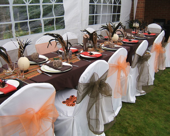 Umembeso decor 6 for African themed wedding decoration ideas