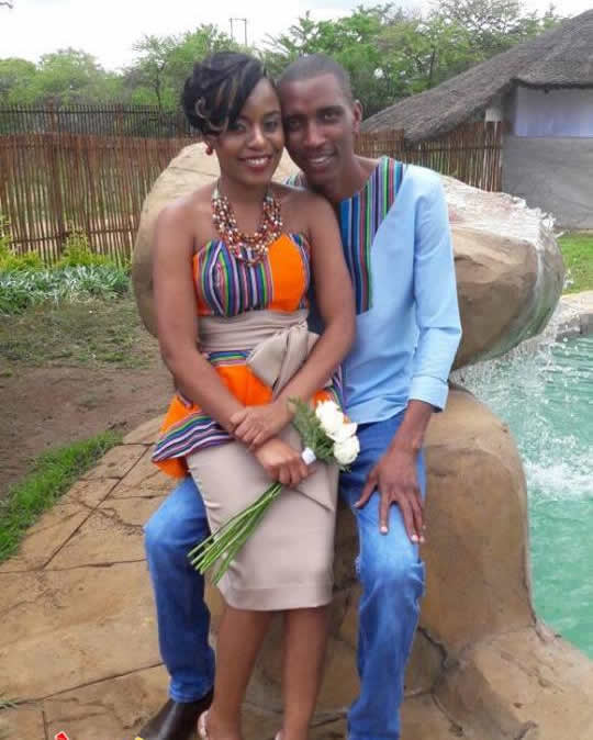 Venda outfit for couples